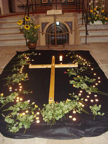 Beerdigung Hr. Kraft