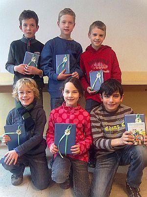 Vorlesewettbewerb Grundschule